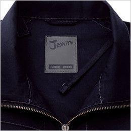 自重堂JAWIN 54070 [春夏用]空調服 長袖ブルゾン 綿100% 調整ヒモ