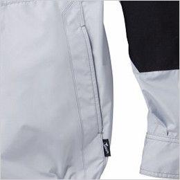 自重堂JAWIN 54080 [春夏用]空調服 フルハーネス対応 長袖ブルゾン ポリ100%