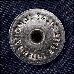 自重堂 56504 [春夏用]JAWIN ストレッチ長袖シャツ デザインボタン