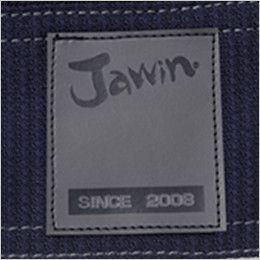 自重堂JAWIN 56700 [春夏用]ストレッチ長袖ジャンパー Jawinロゴ入りワッペン