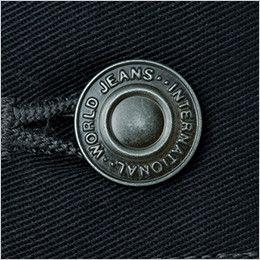 自重堂Z-DRAGON 71216 綿100%レディースカーゴパンツ タックボタン