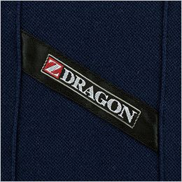 自重堂Z-DRAGON 75114 半袖ポロシャツ(男女兼用) ワンポイント
