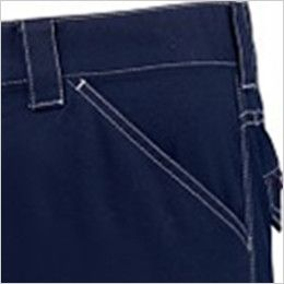 自重堂 75702 [春夏用]Z-DRAGON ストレッチノータックカーゴパンツ フルハーネス対応  ポケット