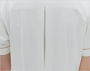 LH6252 ナガイレーベン(nagaileben) ビーズベリー チュニック半袖(女性用) ボックスプリーツ仕様
