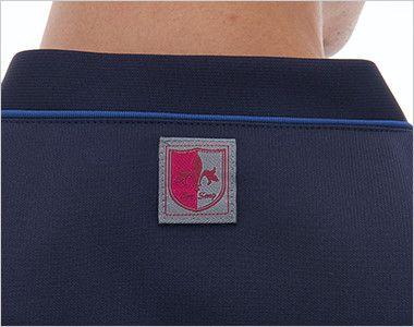 RF5127 ナガイレーベン(nagaileben) スクラブ(男性用) ロゴ入り