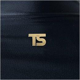 8150 TS DESIGN 接触冷感ハイネックロングスリーブシャツ(男性用) プリント