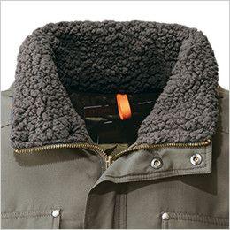 ジーベック 332 デザイナーズ トップサーモ中綿防寒ブルゾン ボア