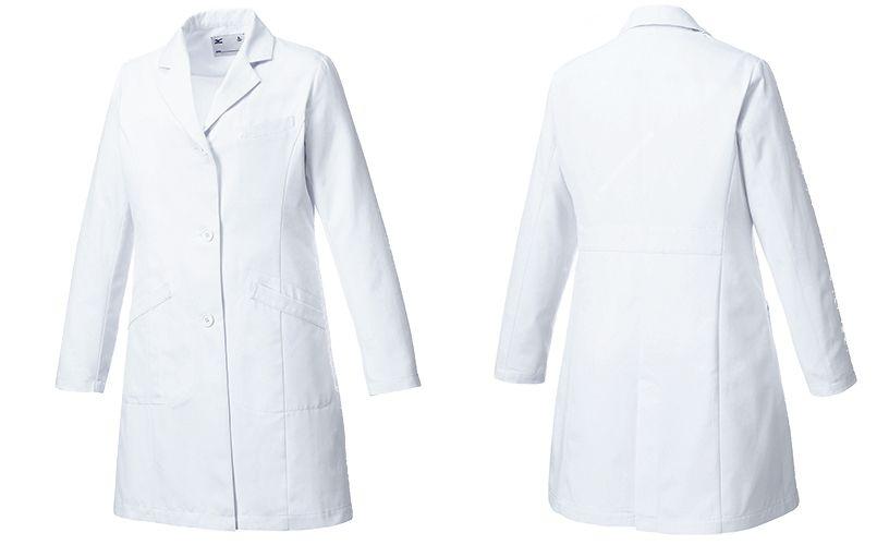 MZ-0175 ミズノ(mizuno) ドクターコート(女性用) 商品詳細・こだわりPOINT