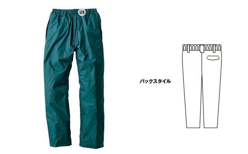 ジーベック 550 防水透湿防寒パンツ 商品詳細・こだわりPOINT
