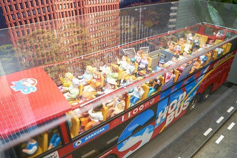 スカイホップバスは日本人の東京・京都観光にも喜ばれています!